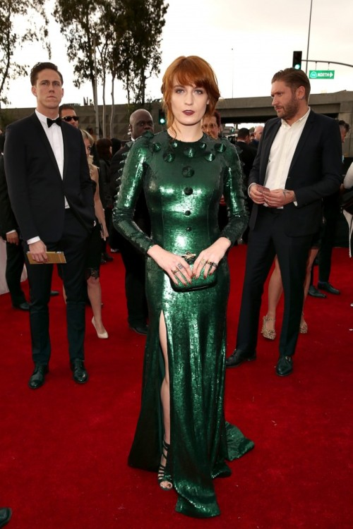 Florence Welch as Ariel