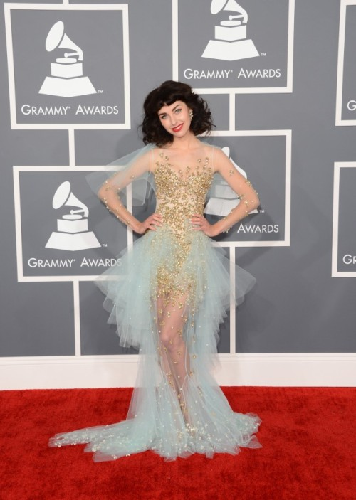 Kimbra is also Tinkerbell