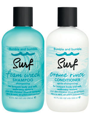B&B Surf Foam Wash & Creme Rinse