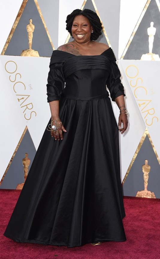 Whoopi Goldberg in The Danes. Photo: Jason Merritt/AP
